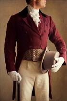 Lee Avison regency gentleman mid section